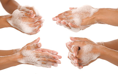 Hand Washing for Dental Infection Control